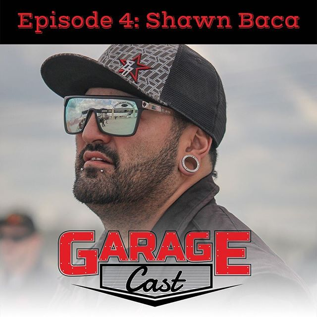Episode 4 of the Garage Cast – Shawn Baca We discuss the Ultimate Callout Challenge 2018 and the troubles he went through to get there, as well as what it takes to even be a contender. 🔗 Link in bio @ultimatecalloutchallenge @bacablackp3arl @iidiesel